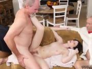 Old big cock first time She a super-fucking-hot petite girl t