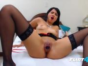 Sexy Teen Plays With Her Wet Pussy On Cam