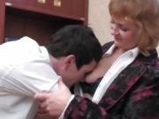 Emilia Russian mom 2