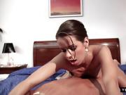 Ferrera Gomez makes anal sex after massage