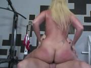 Hottie Blonde Ahryan Astyn With Bigtits Fucking Wild