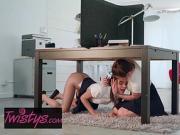 Twistys - When Girls Play - Jojo Kiss Maya Bijou - Study Budd
