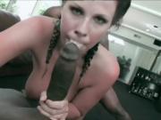 Gianna Michaels - Interracial Threesome - 720p - 006