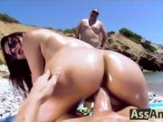 Valentina Nappi Public Fucking At The Beach