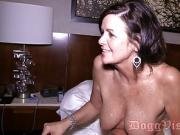 Beautiful 50y Cuckold Wife GILF on Her Monthly