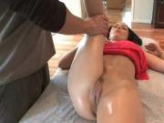 Starving Mother-In-Law Ally Styles Fucks Well Tender Son's F