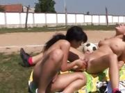 Teen thief and lesbian huge breast sucking xxx Sporty teens