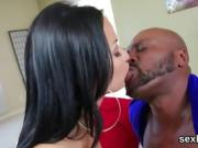 Pornstar idol gets her anal nailed with hard boner