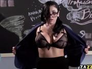 Dr Ariella Ferraris pussy fucked doggystyle