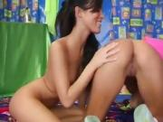Amateur teen dp Girlpartners can't get enough of each other