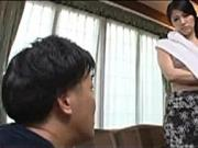 Hot Japanese Mom And Friend Son 2300