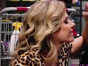 Sexy Cougar Cory Chase Enjoys Drivers Big Cock