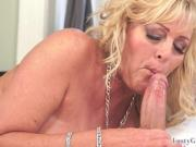 Seductive euro gilf sucking hard cock before it drills her cu