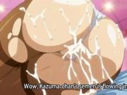 Lesbian Hentai Anime Oppai