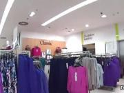 Exceptional czech chick gets seduced in the mall and shagged
