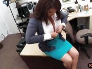 MILF banged for cash to bail out hubby