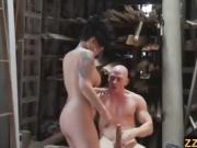 Horny Eva Angelina riding cock