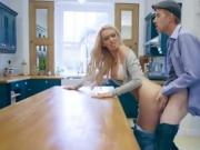 Mature Vixen Amber Jayne Gets Boned By Son In Law