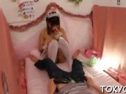Teen Japanese shower porn