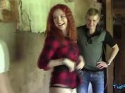 Horny Russian Redhead
