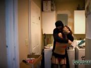 Cute amateur teen threesome and milf seduces shy Poor Jade