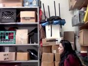 Monica Sage The Shoplifter Gets Caught