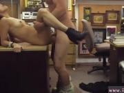 18 virgin amateur College Student Banged in my pawn shop!