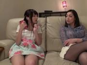 Shuri Tastes Girls Part 1 - Watch Part 2 on hookporn .com