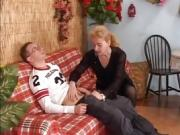 Milf gives her stepson fucking lesson- More On HDMilfCam,com
