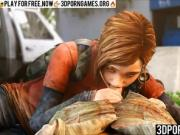 The last of us Porn - ELLIE BLOWJOB HQ 3D PORN SEX GAME