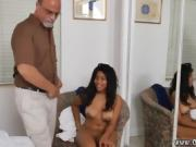 Old lady masturbates squirt xxx Glenn completes the job!