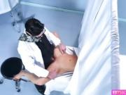 Bigtits Cherie gets fucked by hot doctor bzhotporns