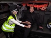 Fucked In Traffic - Halloween fuck for Jasmin Jae in costume