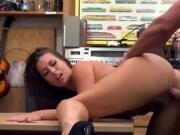 Hot Chick Victoria Banxxx Gets Bent Over By Pawnbroker