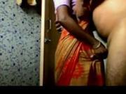 Desi Shameless man flashing Maid & Fucking Ugly maid