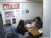 Fantastic office sex scene