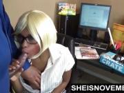 Amateur Sex Black Girl Blowjob Fucking Boss At Work Big Ebony