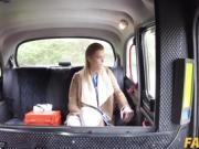 Chrissy Fox In Nurse in Sexy Lingerie has Car Sex