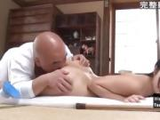 Hot Asian Teen Gets Fucked By Her Grandpa