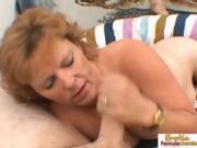 Horny Milfs Loves To Suck Big Hard Cocks