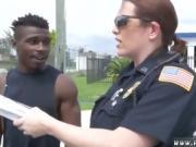 Bbc cum hard and bbc ir dp Black suspect taken on a tough rid
