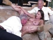 couple in love Ivy impresses with her gigantic boobs and ass