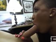 Teen hooker sucks and rejects cash