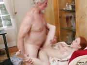 Teen small tits with dildo and huge black cock Who says old s