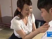 Japanese Mom And Stepson