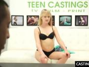 Fuck Casting For Teen Lizzie Bell