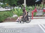 BANGBROS - Petite Kimberly Costa in Wheelchair Gets Fucked