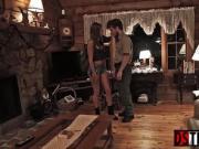 DSteens - Ranger commands and submissive teen Kirsten obeys
