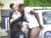 Milf boss hd I will catch any perp with a phat dark-hued dick