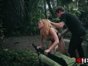 DSteens - Horny teen caught by masked creeper